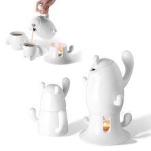 Cactus teapot set