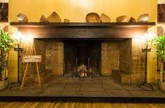 Ahwahnee Hotel Fireplace
