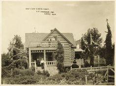 History of S. P. Dinsmoor's Garden of Eden