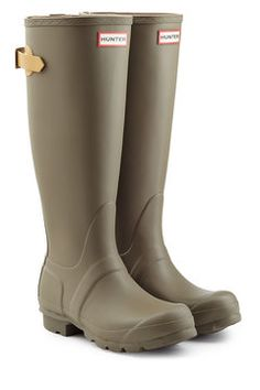 Tall Wellington Boots | Hunter