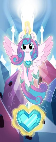 Crystal Princess by SpindleSpice on DeviantArt Dessin My Little Pony, My Little Pony Poster, My Little Pony Comic, My Little Pony Characters, My Little Pony Drawing, My Little Pony Pictures, My Lil Pony, Rainbow Dash, Equestria Girls
