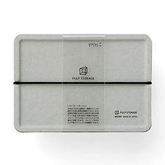 ミドリ | 商品カタログ | カードボックス パルプ グレー
