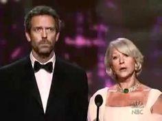 Hugh Laurie parle français ...