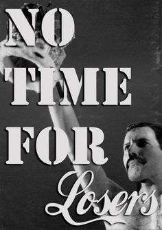 The one and only Freddie Mercury