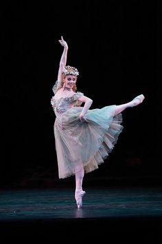 Natalia Osipova as Titania in The Dream, The Royal Ballet, © ROH . Bill Cooper 2014