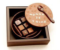 Chocolatier français Hubert Masse / Enghien-les-Bains (95)