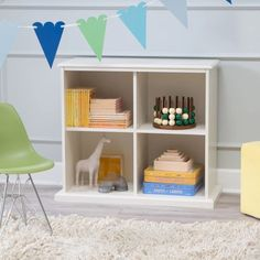 Awesome Classic Playtime Hopscotch Stackable toy Storage