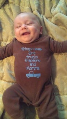 ♥ Need this in a bigger size for my little buckaroo!!!