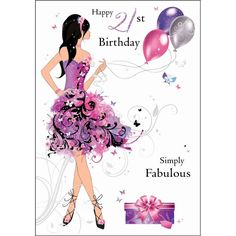 Trendy Happy Birthday Wishes Messages 14 Ideas Happy 21st Birthday Wishes, Happy Birthday Daughter, 21st Birthday Cards, Happy Birthday Celebration, Birthday Wishes Messages, Birthday Blessings, Happy Birthday Pictures, 21 Birthday, Funny Birthday