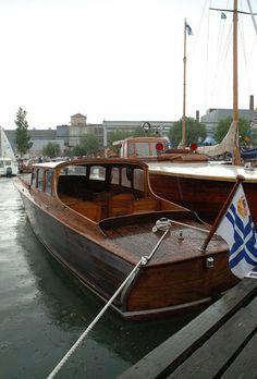 Mannerheimin vanha vene (14034). båt, gammal, krigsbåt, mannerheim, maria manelius, sotavene, vanha, vene