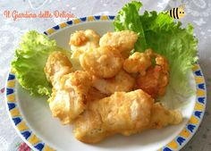 I bocconcini di pesce pastellati sono un ottimo secondo piatto, nutriente, croccante, piacerà sicuramente anche ai più piccoli, croccanti ma non secchi