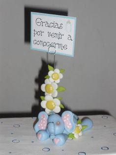 Souvenirs para baby shower
