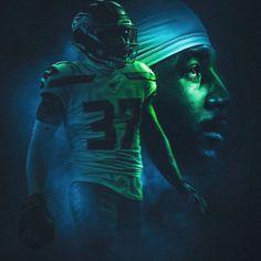 DK Metcalf, Seattle Seahawks | Daring Boy Interactive Creative Studio, Creative Director, Seahawks Players, Nfc Teams, Tyler Lockett, Sports Graphic Design, Good Attitude, 12th Man