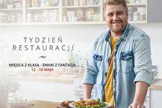 Tomasz Jakubiak, ambasador Tygodnia Restauracji Groupon, zaprasza na: http://spr.ly/IIITydzienRestauracji