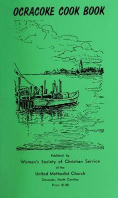 Ocracoke cook book