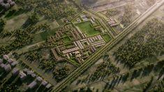 CGarchitect - Professional 3D Architectural Visualization User Community | Inspiration: Aerials Vol. 1