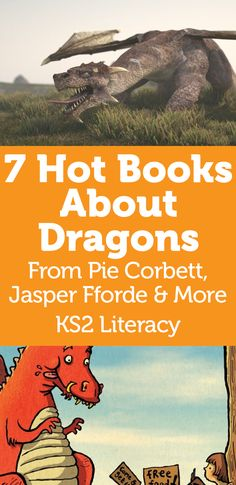 Fire Up Primary Literacy With 7 Hot Books About Dragons, From Pie Corbett, Jasper Fforde And Talk 4 Writing, Teaching Writing, Writing Ideas, Teaching Ideas, Map Nursery, Nursery Rhymes, Pie Corbett, Castles Topic, Pet Dragon