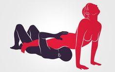 59. FONTE DE PRAZER: Com pés e mãos apoiados, ela ganha um delicioso sexo oral do parceiro . Foto: Renato Munhoz (Arte iG)