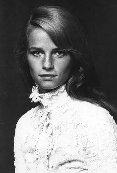 Charlotte Rampling.  one of the best of all time!!  so pretty and wicked smart