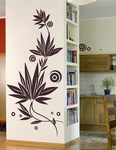 Wall Sticker - Floral