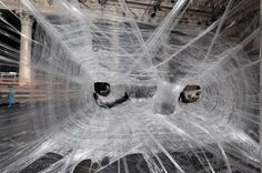 For Use/Numen Has a Wondrous Way with Packing Tape