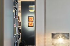 Wohnung Berlin, Einbauschrank, Lesenische, Arbeitszimmer harryclark colour4design.de
