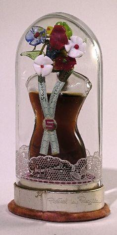 Regilla ⚜ 1937 Bottle of  Shocking perfume by Elsa Schiaparelli