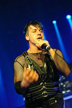 What is your favorite stage outfit for Till?... | URFS Till Lindemann