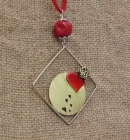 Art Sand Crafts is under construction Sand Crafts, Handmade Jewelry, Pendants, Drop Earrings, Christmas Ornaments, Holiday Decor, How To Make, Art, Art Background