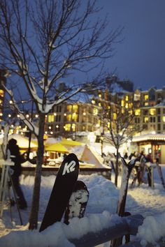 Whistler, Canada - visited and saw them ski the 2010 Olympic torch down the mountain.