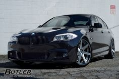 The Ultimate Family Driving Machine.    BMW 535i M-Sport - Dub.1One Edition.