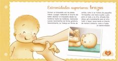 estimulacion temprana en imagenes 1 Baby F, Mom And Baby, Baby Yoga, Child Development, Toddler Activities, Parenting Hacks, Winnie The Pooh, Maternity, Massage