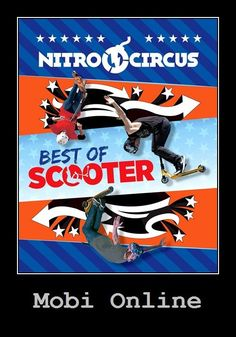 Nitro Circus Best of Scooter (2) Offroad And Motocross, Nitro Circus, Early Learning, Reading Online, Audio Books, Kindle, Pdf, Link, Free