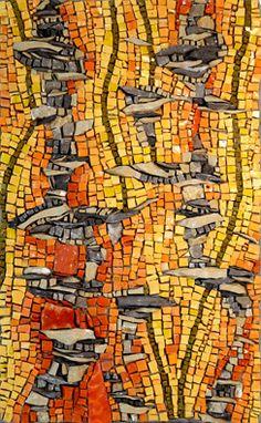 Mosaic by Rachel Bremner