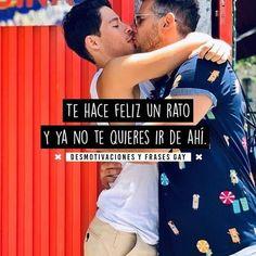 Publicación de Instagram de Desmotivaciones y Frases Gay™ • 17 Jul, 2019 a las 3:26 UTC Gay, Equality, Love, Couples, Instagram Posts, Outfit, Pink, Happy, World