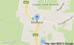 Location of Glenbrook Blaxland Cricket Club Cricketer