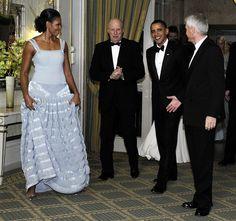 First Lady & President Obama