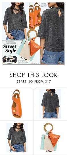 """Street style"" by duma-duma ❤ liked on Polyvore featuring STELLA McCARTNEY"