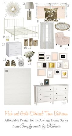 Pink and Gold Ethereal Bedroom Inspiration Board_resized_2