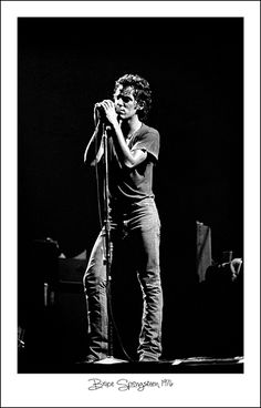 '76 Bruce Your words ~your story's...sigh