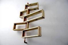 Wall Mounted Pallet Shelf Unit | Pallet Furniture DIY
