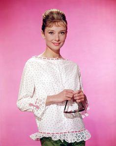 ♔ Audrey Hepburn ♡
