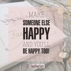 **make someone happy**_ personalized photo albums
