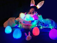 67 Best Easter Decorations Images In 2019 Bunnies Easter Bunny