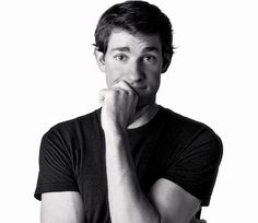 John Krasinki... Am I the only one who thinks he's completely adorable?