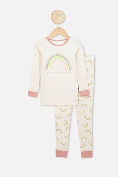 NEW Carter/'s 4 Piece Unicorn Dreamer Heart Stars Girl Cotton PJs NWT 3T 5T 6 7