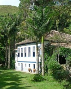 Three hours from São Paulo, Fazenda Catucaba shares a remote, rural corner of Brazil.