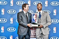 Damian Lillard Unanimously Selected As 2012-13 NBA Rookie Of The Year