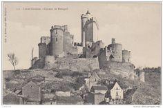 Villeneuve sur Lot - lot et garonne,le chateau de bonaguil,saint front sur lémance,fumel,monument historique depuis 1914,chateau fort 15 eme