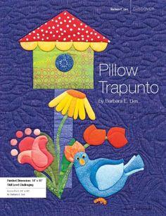 Trapunto free pattern